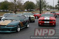 2010 Ford & Mustang Cruise