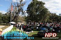 2013 Ford & Mustang Roundup @ Silver Springs Theme Park - Silver Springs Florida
