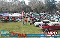 2014 Ford & Mustang Roundup @ Silver Springs State Park - Silver Springs Florida